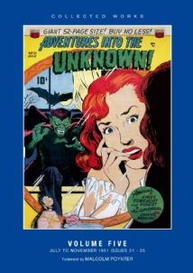 ACG Collected Works - Adventures Into The Unknown (Vol 5)